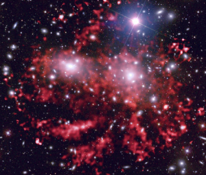 coma cluster in X-rays