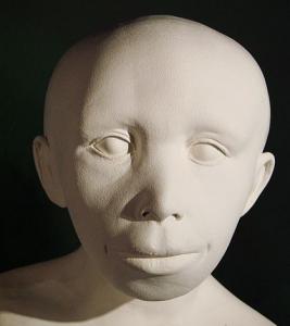 Gibraltar Neandertahl infant