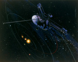 Pioneer spacecraft