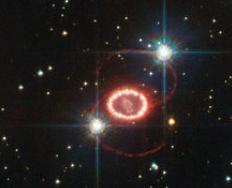 sn1987a previous rings